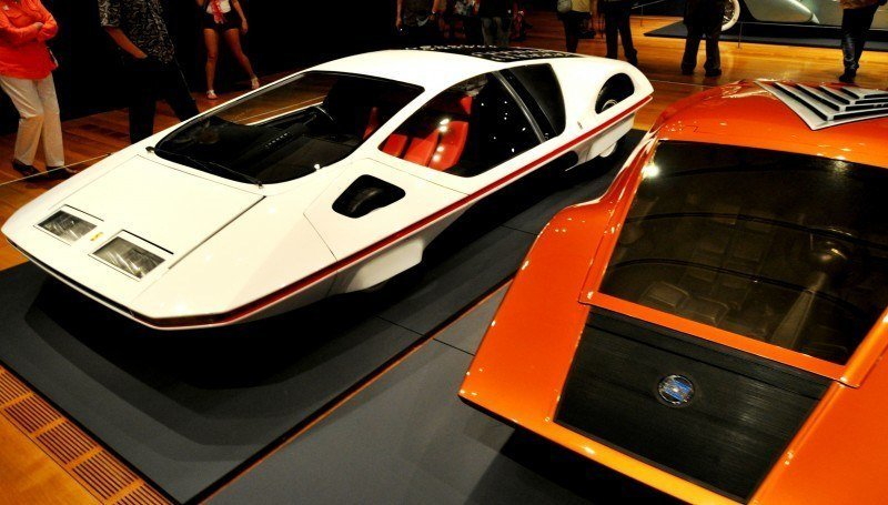 Car-Revs-Daily.com Atlanta Dream Cars Showcase - 1970 Ferrari 512 S Modulo by Pininfarina 38
