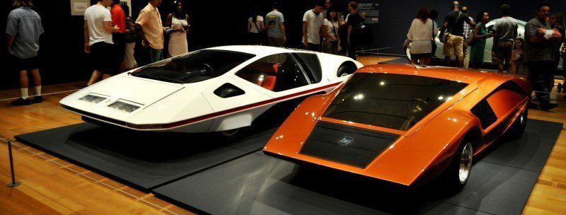 Car-Revs-Daily.com Atlanta Dream Cars Showcase - 1970 Ferrari 512 S Modulo by Pininfarina 44
