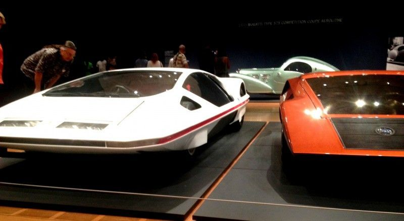 Car-Revs-Daily.com Atlanta Dream Cars Showcase - 1970 Ferrari 512 S Modulo by Pininfarina 46