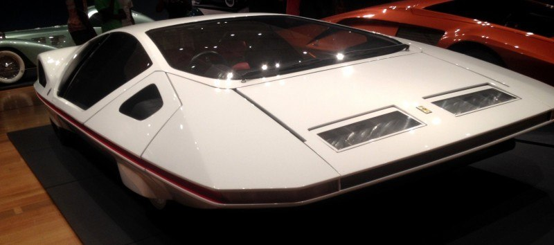 Car-Revs-Daily.com Atlanta Dream Cars Showcase - 1970 Ferrari 512 S Modulo by Pininfarina 49