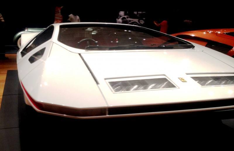 Car-Revs-Daily.com Atlanta Dream Cars Showcase - 1970 Ferrari 512 S Modulo by Pininfarina 50