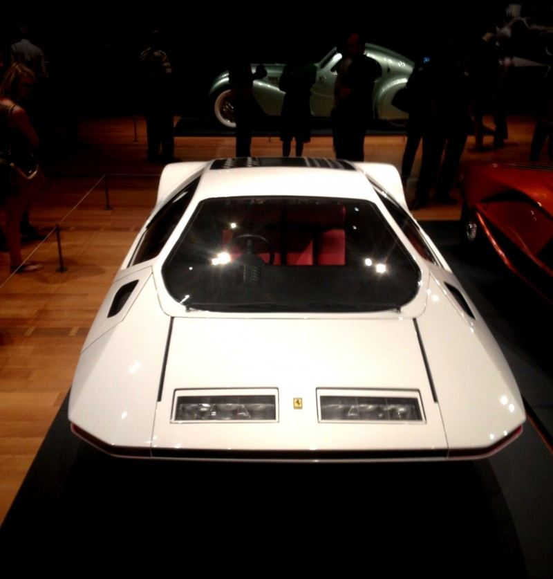 Car-Revs-Daily.com Atlanta Dream Cars Showcase - 1970 Ferrari 512 S Modulo by Pininfarina 51