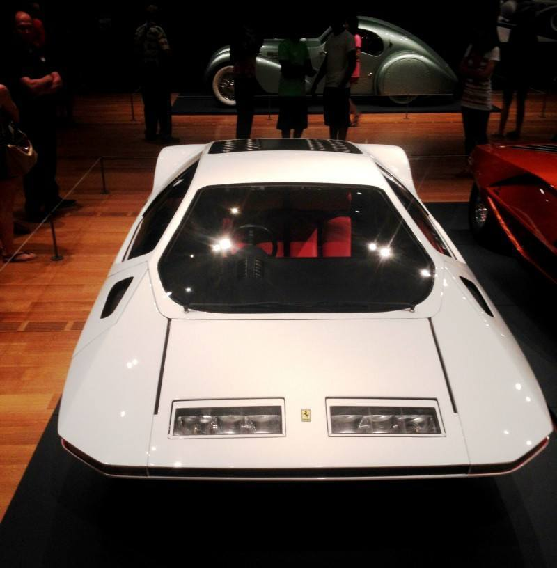 Car-Revs-Daily.com Atlanta Dream Cars Showcase - 1970 Ferrari 512 S Modulo by Pininfarina 52