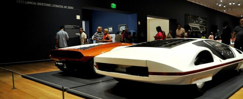 Car-Revs-Daily.com Atlanta Dream Cars Showcase - 1970 Ferrari 512 S Modulo by Pininfarina 7