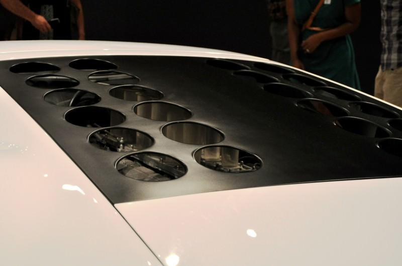 Car-Revs-Daily.com Atlanta Dream Cars Showcase - 1970 Ferrari 512 S Modulo by Pininfarina 8