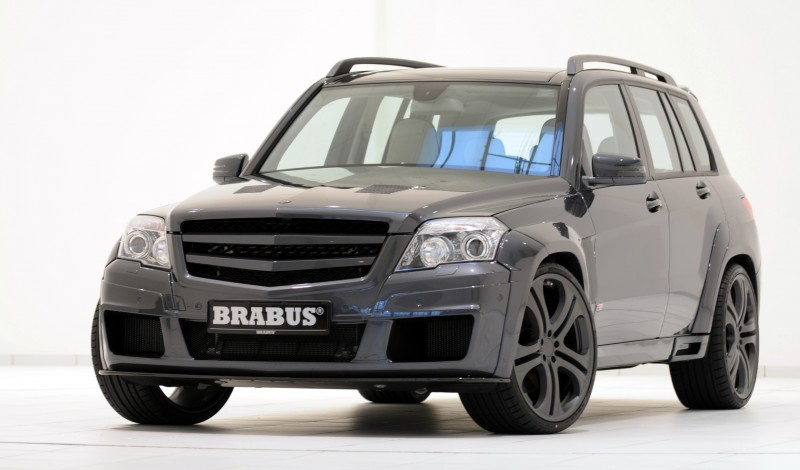 Car-Revs-Daily.com BRABUS GLK V12 13