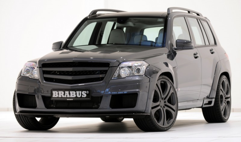 Car-Revs-Daily.com BRABUS GLK V12 14
