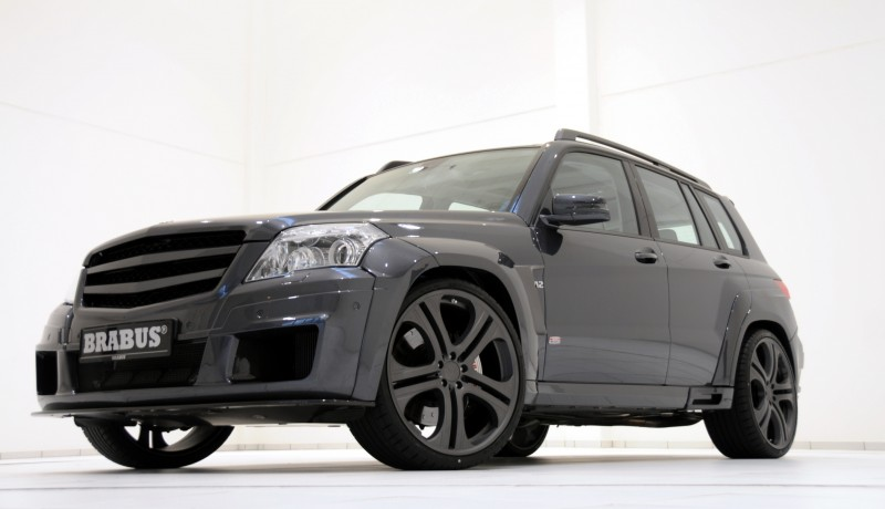 Car-Revs-Daily.com BRABUS GLK V12 16