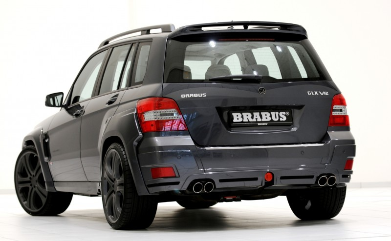 Car-Revs-Daily.com BRABUS GLK V12 2