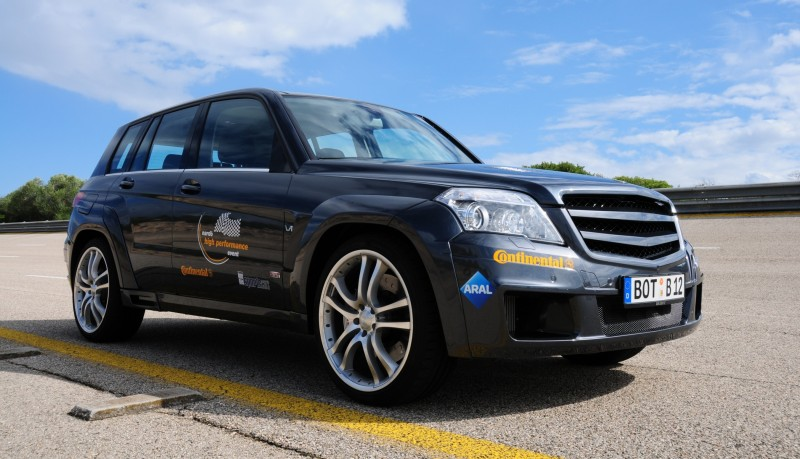 Car-Revs-Daily.com BRABUS GLK V12 6