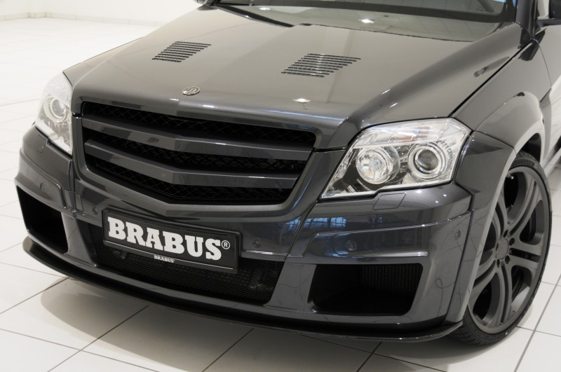 Car-Revs-Daily.com BRABUS GLK V12 9