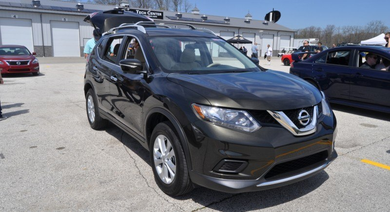 Car-Revs-Daily.com Best of Awards - 2014 Nissan Rogue 15