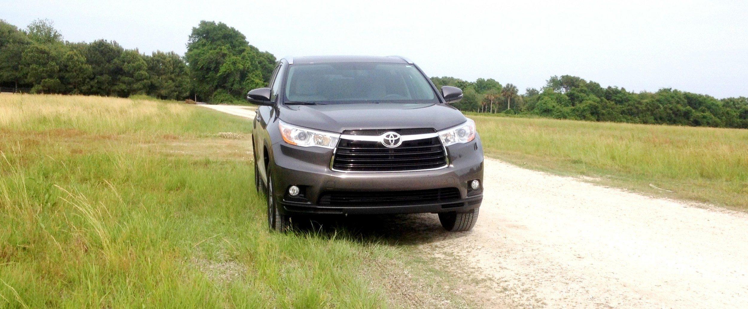 Car-Revs-Daily.com Best of Awards - 2014 Toyota Highlander XLE V6 7
