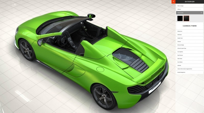 Car-Revs-Daily.com Builds a McLaren 650S Spider 46