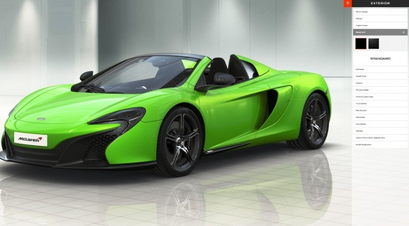 Car-Revs-Daily.com Builds a McLaren 650S Spider 47