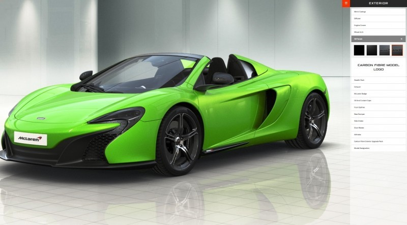 Car-Revs-Daily.com Builds a McLaren 650S Spider 49