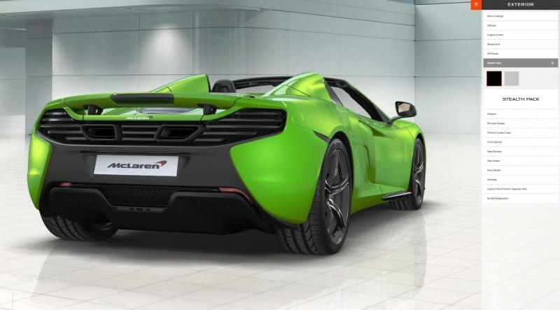 Car-Revs-Daily.com Builds a McLaren 650S Spider 50