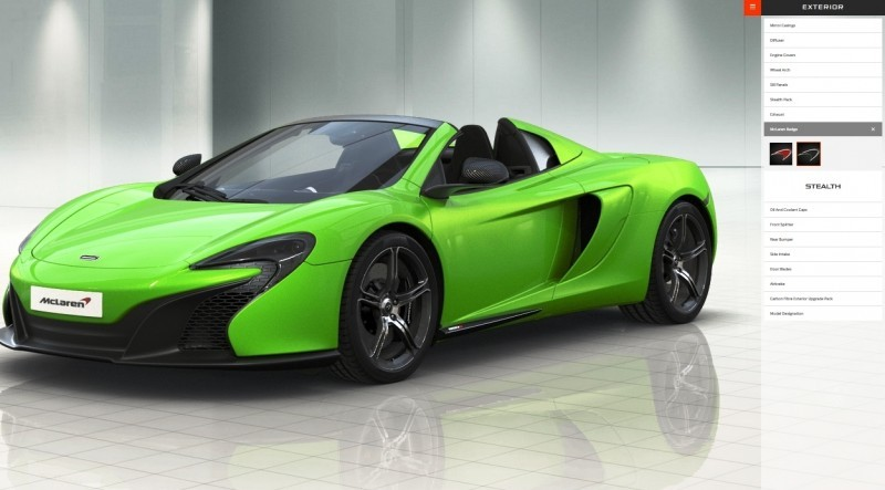 Car-Revs-Daily.com Builds a McLaren 650S Spider 53