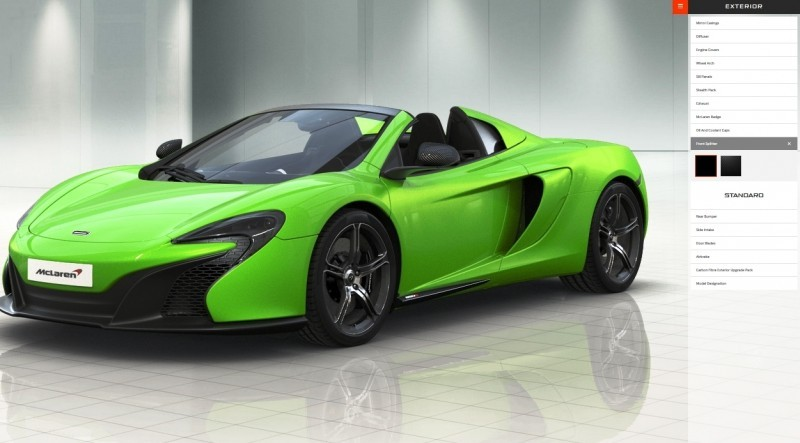Car-Revs-Daily.com Builds a McLaren 650S Spider 56