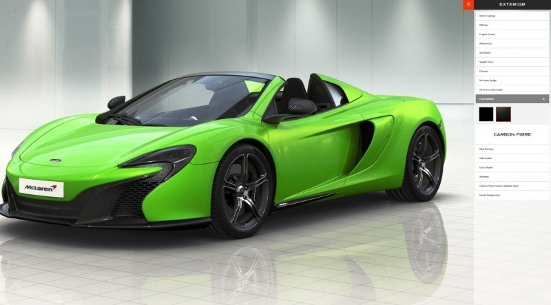 Car-Revs-Daily.com Builds a McLaren 650S Spider 57