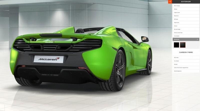 Car-Revs-Daily.com Builds a McLaren 650S Spider 58