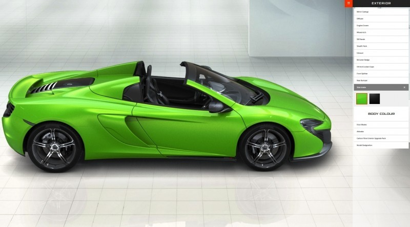 Car-Revs-Daily.com Builds a McLaren 650S Spider 59