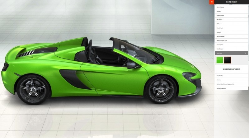 Car-Revs-Daily.com Builds a McLaren 650S Spider 60