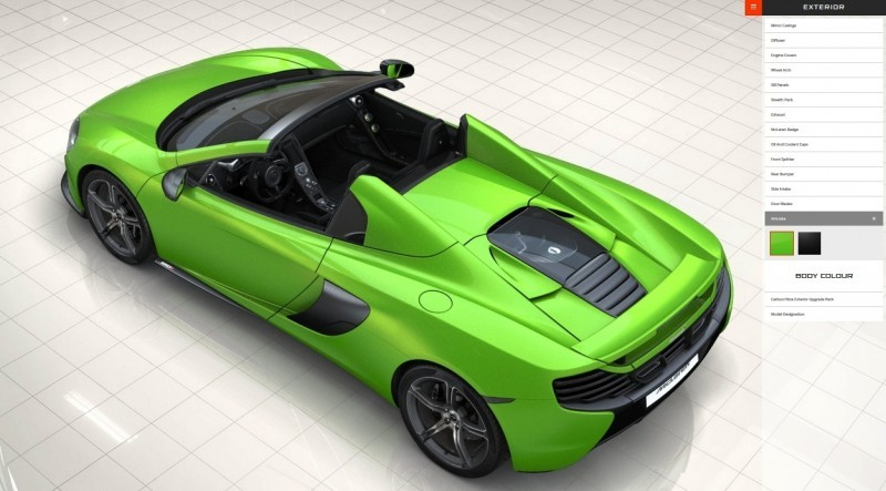 Car-Revs-Daily.com Builds a McLaren 650S Spider 61