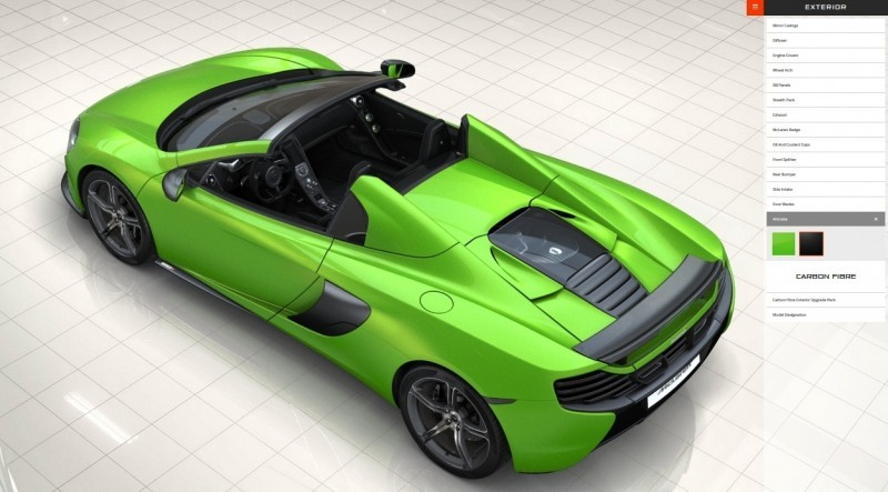 Car-Revs-Daily.com Builds a McLaren 650S Spider 62