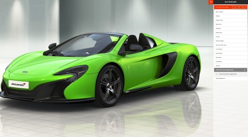 Car-Revs-Daily.com Builds a McLaren 650S Spider 63