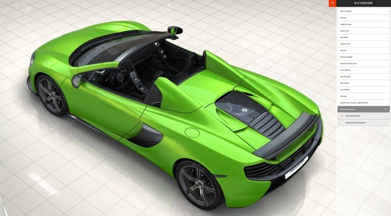 Car-Revs-Daily.com Builds a McLaren 650S Spider 64