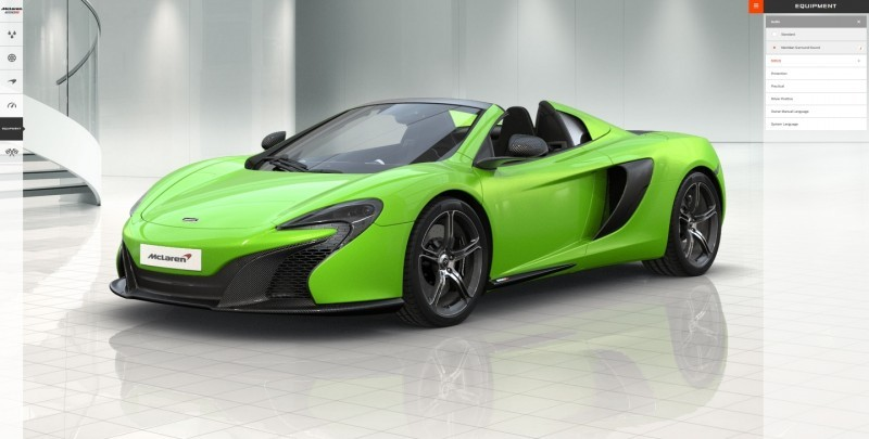 Car-Revs-Daily.com Builds a McLaren 650S Spider 72