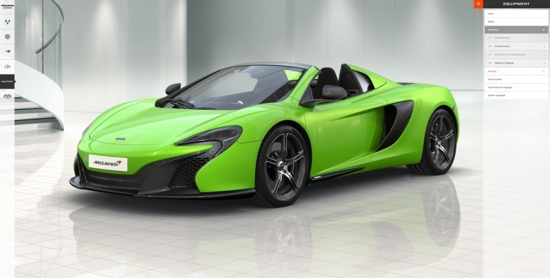 Car-Revs-Daily.com Builds a McLaren 650S Spider 74