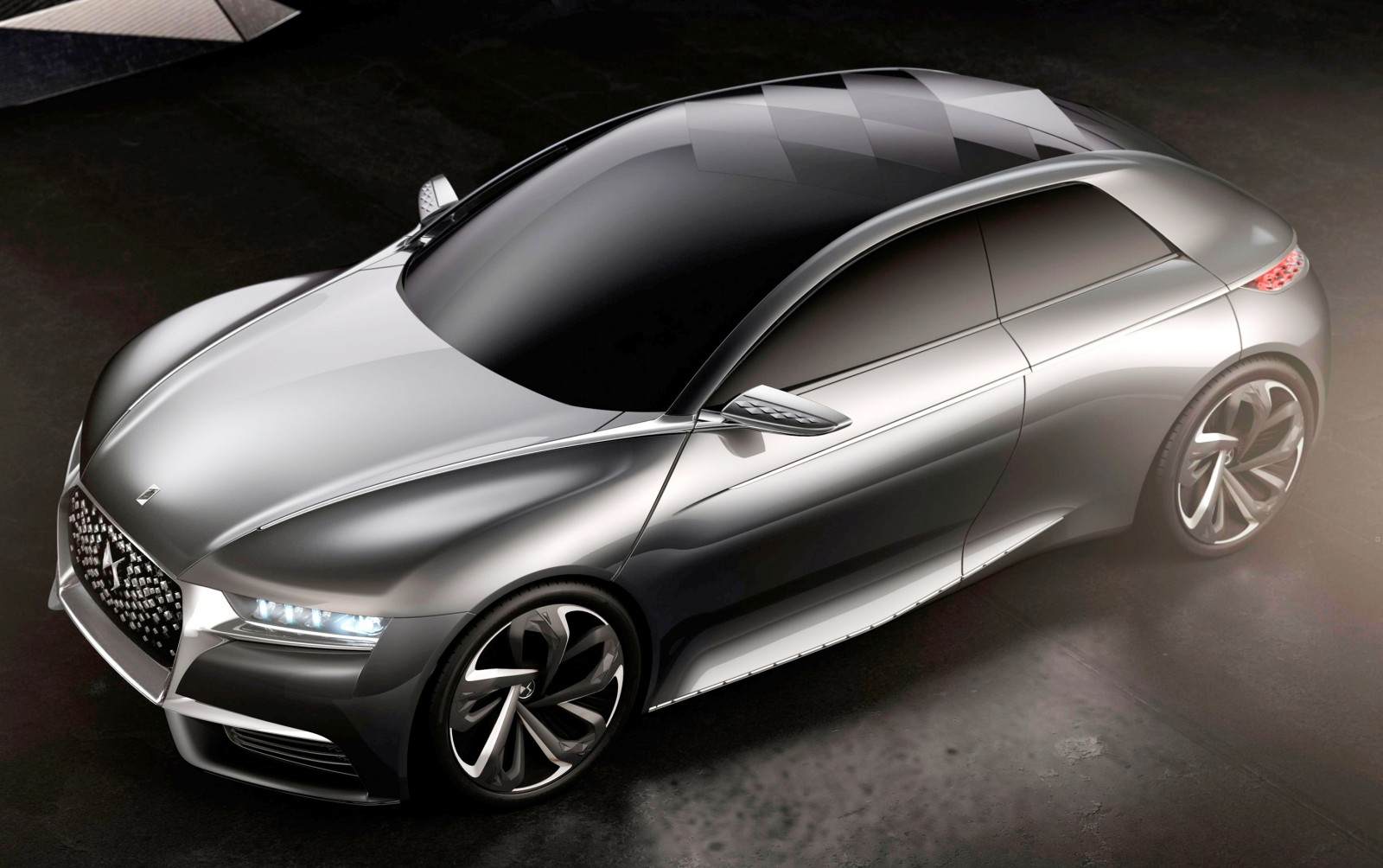 car revs citroen divine ds concept for paris 2014 shows way for 2016 ds4 3. Black Bedroom Furniture Sets. Home Design Ideas