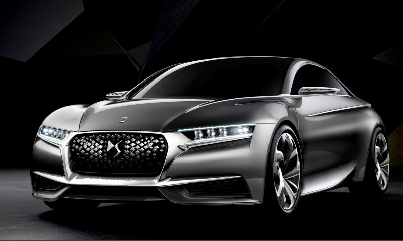 Car-Revs-Daily.com Citroen Divine DS Concept for Paris 2014 Shows Way for 2016 DS4 11