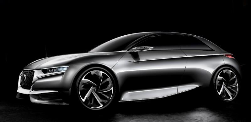 Car-Revs-Daily.com Citroen Divine DS Concept for Paris 2014 Shows Way for 2016 DS4 27