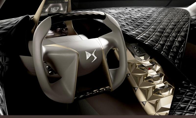 Car-Revs-Daily.com Citroen Divine DS Concept for Paris 2014 Shows Way for 2016 DS4 34