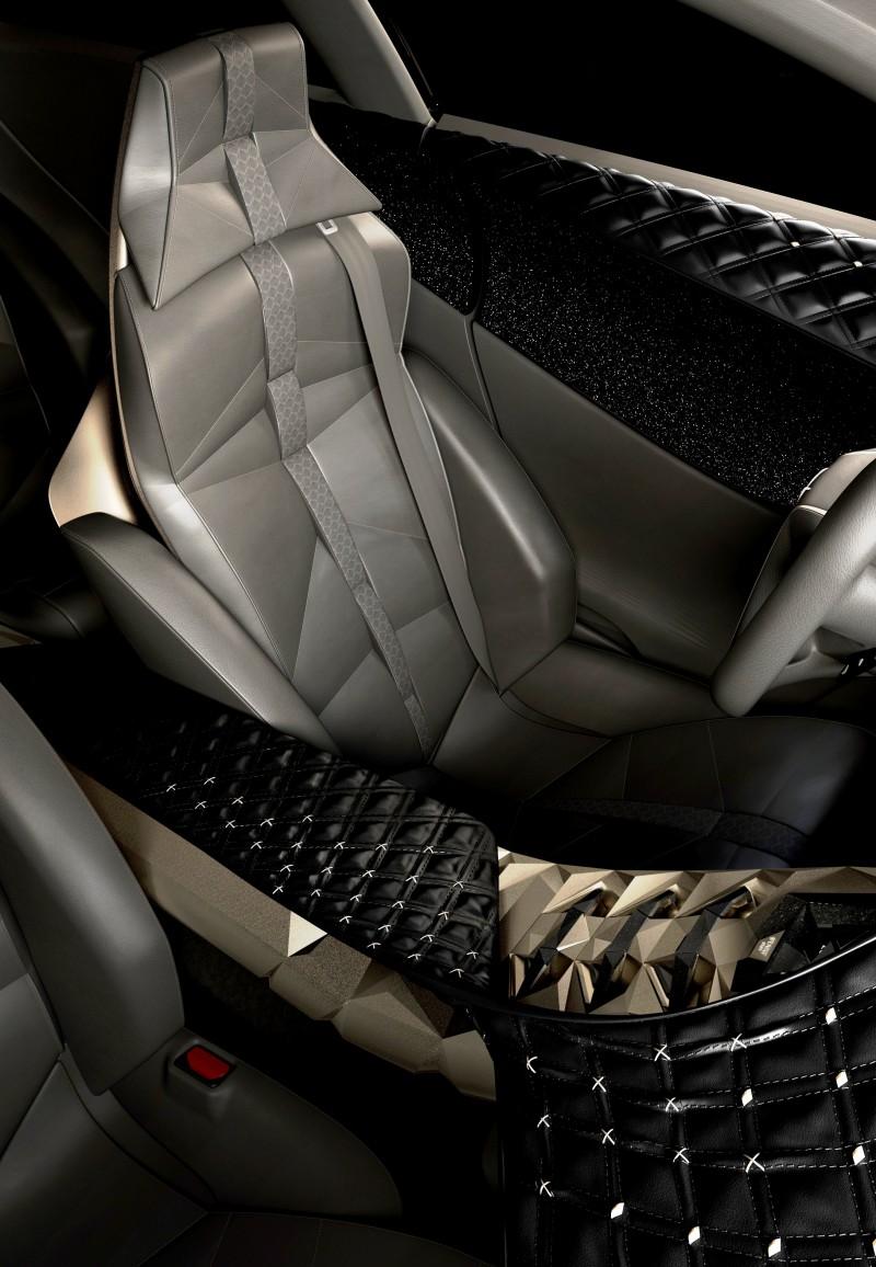 Car-Revs-Daily.com Citroen Divine DS Concept for Paris 2014 Shows Way for 2016 DS4 36