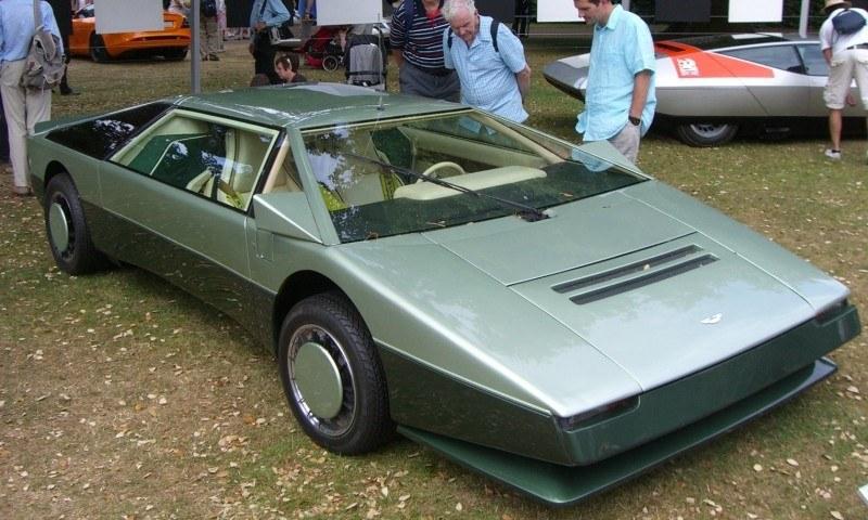 Car-Revs-Daily.com Concept Flashback - 1979 Aston Martin Bulldog vs 2014 Aston Martin DP-100 Vision GranTurismo 12