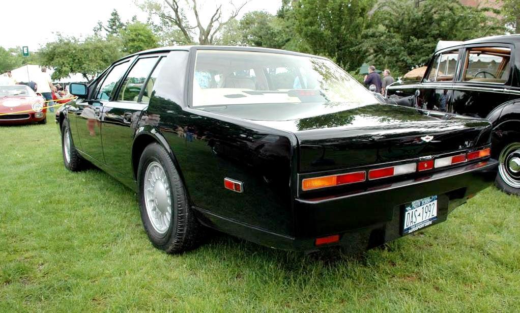 car-revs-daily concept flashback - 1979 aston martin bulldog vs