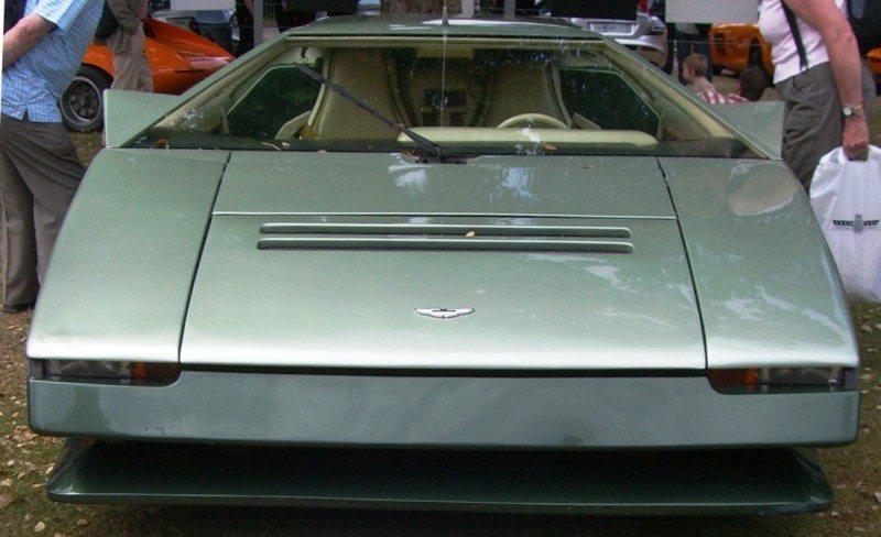 Car-Revs-Daily.com Concept Flashback - 1979 Aston Martin Bulldog vs 2014 Aston Martin DP-100 Vision GranTurismo 2