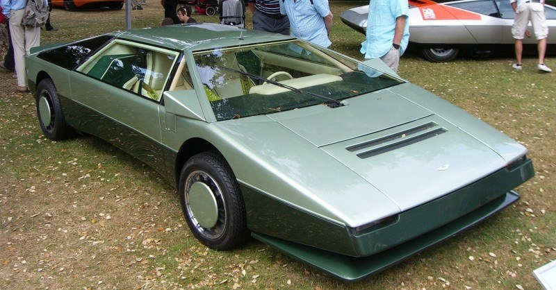 Car-Revs-Daily.com Concept Flashback - 1979 Aston Martin Bulldog vs 2014 Aston Martin DP-100 Vision GranTurismo 37