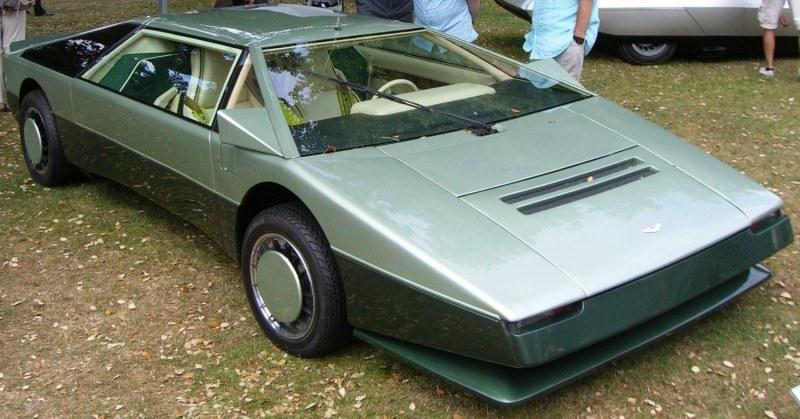 Car-Revs-Daily.com Concept Flashback - 1979 Aston Martin Bulldog vs 2014 Aston Martin DP-100 Vision GranTurismo 5