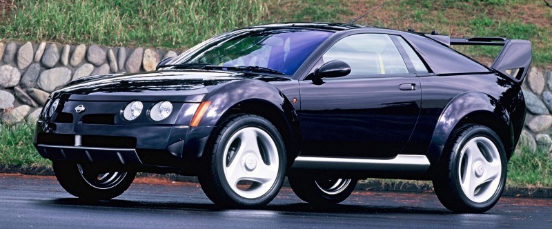 Car-Revs-Daily.com Concept Flashback - 1997 NISSAN Trail Runner 11