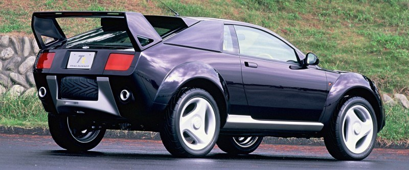 Car-Revs-Daily.com Concept Flashback - 1997 NISSAN Trail Runner 12