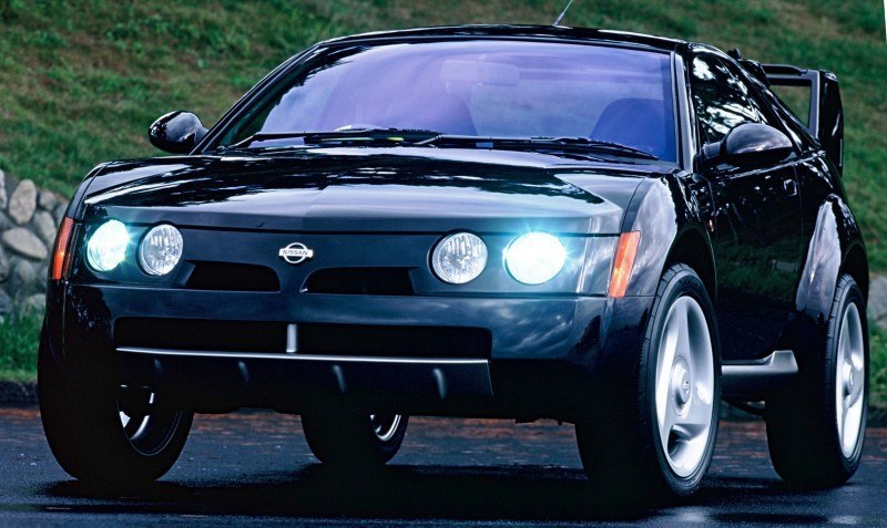 Car-Revs-Daily.com Concept Flashback - 1997 NISSAN Trail Runner 15
