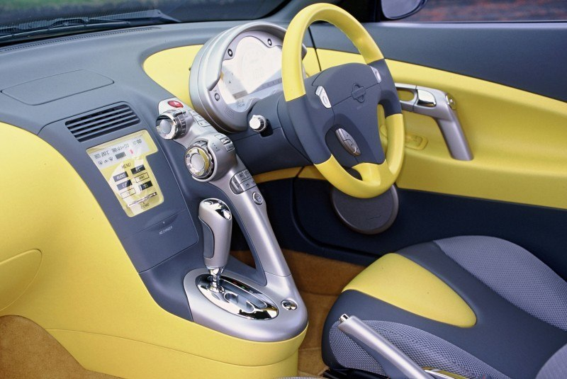 Car-Revs-Daily.com Concept Flashback - 1997 NISSAN Trail Runner 20