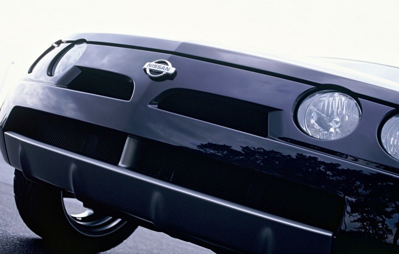 Car-Revs-Daily.com Concept Flashback - 1997 NISSAN Trail Runner 22