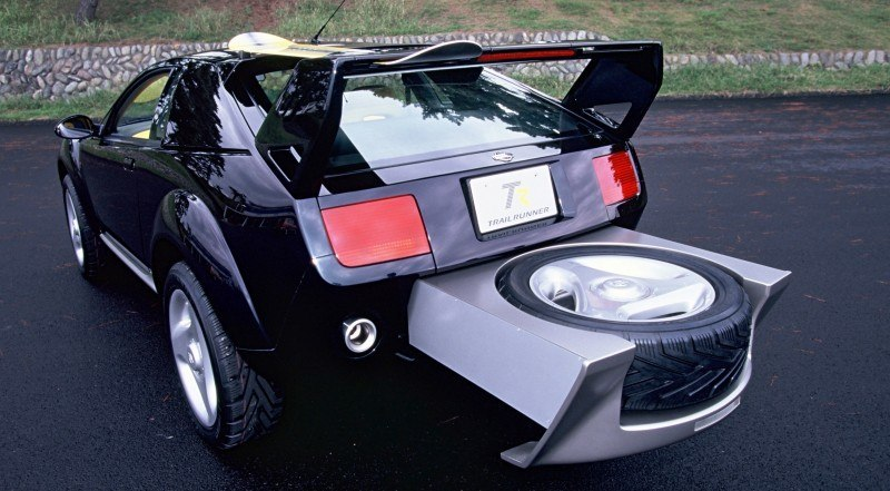 Car-Revs-Daily.com Concept Flashback - 1997 NISSAN Trail Runner 25