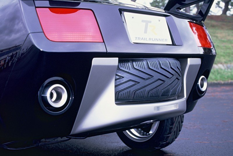 Car-Revs-Daily.com Concept Flashback - 1997 NISSAN Trail Runner 26